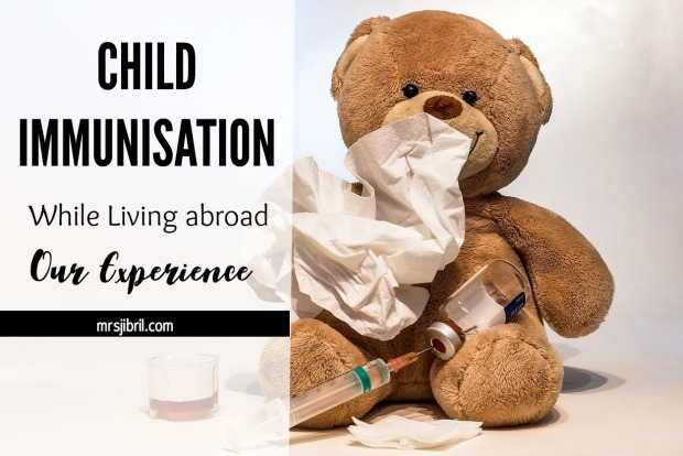 new blog post immunisation